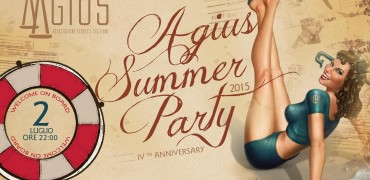AGIUS SUMMER PARTY 2015