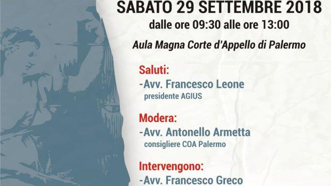 Verso il Congresso di Catania 2018: l'Avvocato in Costituzione